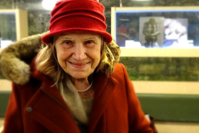 Portrait de Marcelle Rosnay