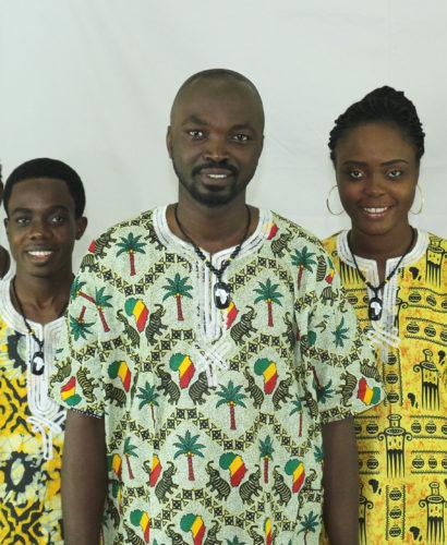 """Photo de Keassa '""""un drôle d'Africain"""""""