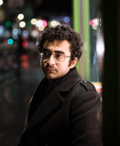 Portrait de nuit d'Omar